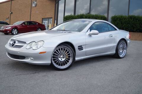 2003 Mercedes-Benz SL-Class for sale at Next Ride Motors in Nashville TN