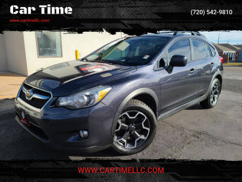 2014 Subaru XV Crosstrek for sale at Car Time in Denver CO