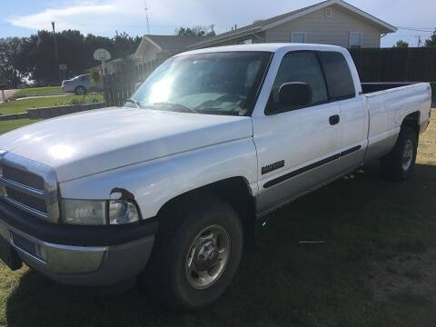 2001 Dodge Ram Pickup 2500 for sale at All Affordable Autos in Oakley KS