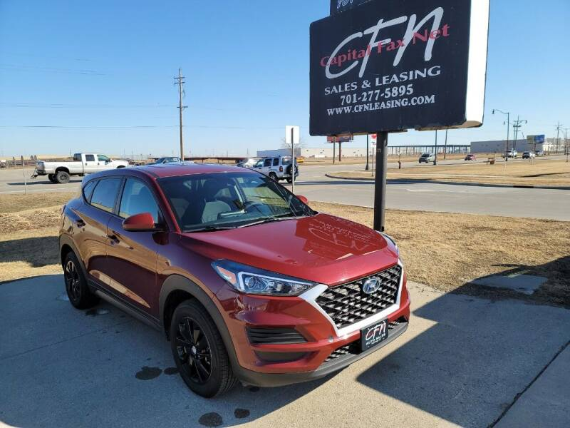 2019 Hyundai Tucson for sale at CFN Auto Sales in West Fargo ND