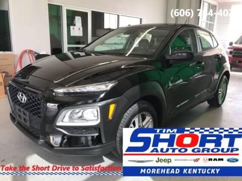 2019 Hyundai Kona for sale at Tim Short Chrysler in Morehead KY