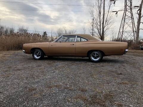 1969 Plymouth Roadrunner for sale at Online Auto Connection in West Seneca NY