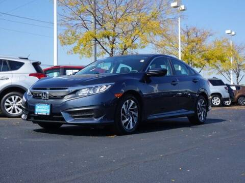 2018 Honda Civic for sale at BASNEY HONDA in Mishawaka IN