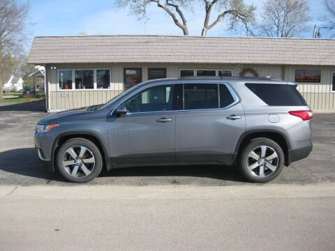 2019 Chevrolet Traverse for sale at Greens Motor Company in Forreston IL