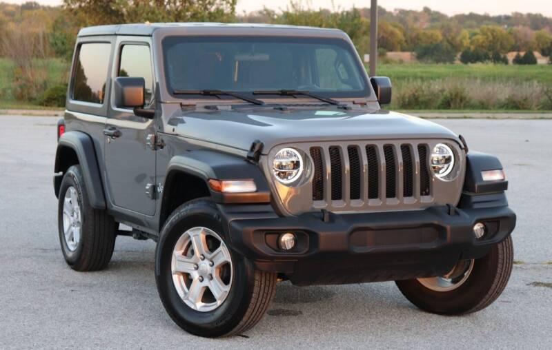 2020 Jeep Wrangler for sale in Omaha, NE