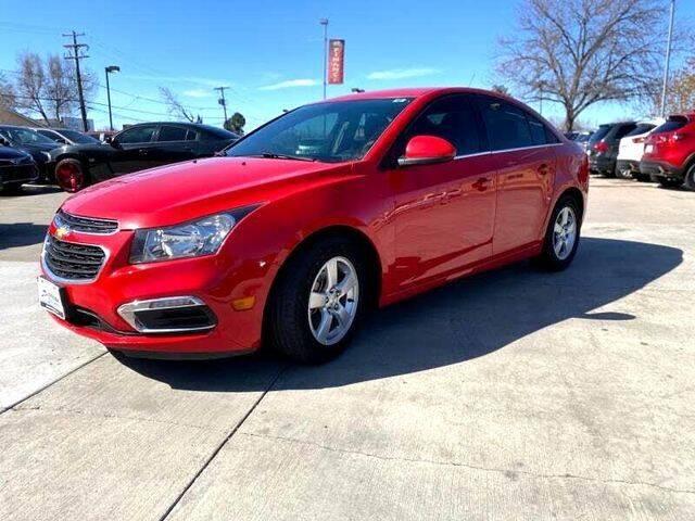 2016 Chevrolet Cruze Limited for sale at Global Automotive Imports of Denver in Denver CO