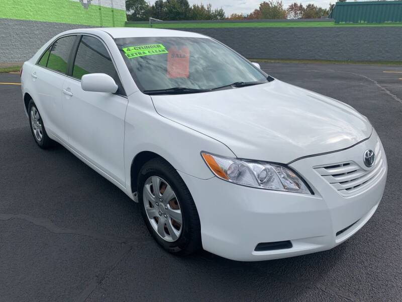 2008 Toyota Camry for sale at South Shore Auto Mall in Whitman MA