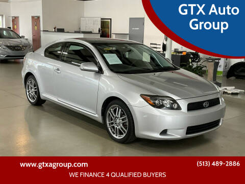 2010 Scion tC for sale at GTX Auto Group in West Chester OH