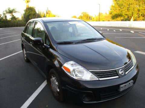 2008 Nissan Versa for sale at Oceansky Auto in Los Angeles CA
