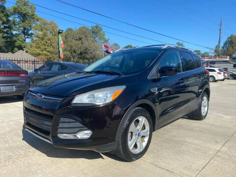 2013 Ford Escape for sale at Auto Land Of Texas in Cypress TX