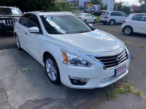 2013 Nissan Altima for sale at Discount Auto Sales & Services in Paterson NJ