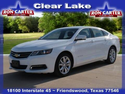 2020 Chevrolet Impala for sale at Ron Carter  Clear Lake Used Cars in Houston TX