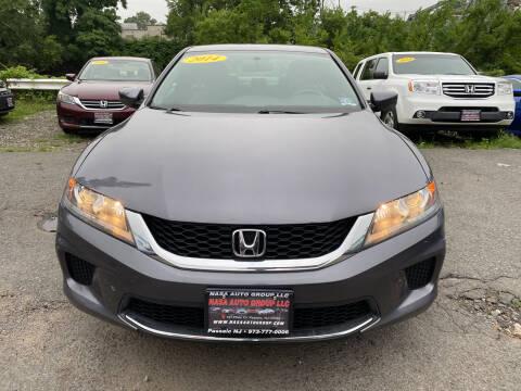 2014 Honda Accord for sale at Nasa Auto Group LLC in Passaic NJ
