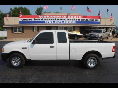 2007 Ford Ranger for sale at Kents Custom Cars and Trucks in Collinsville OK