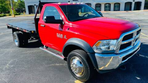 2014 RAM Ram Chassis 5500 for sale at H & B Auto in Fayetteville AR
