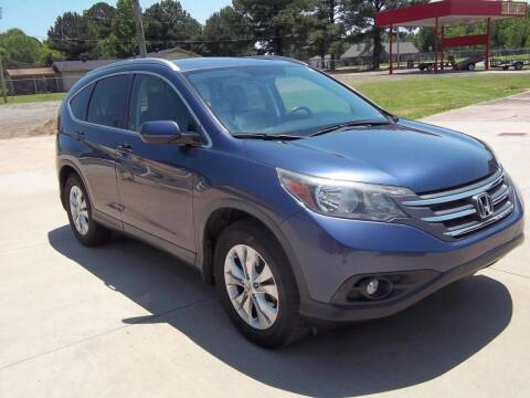 2012 Honda CR-V for sale at US PAWN AND LOAN in Austin AR
