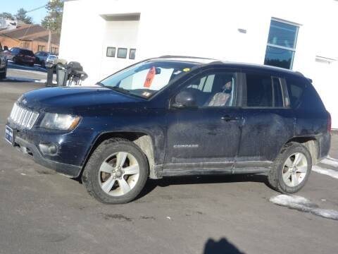 2016 Jeep Compass for sale at Price Auto Sales 2 in Concord NH