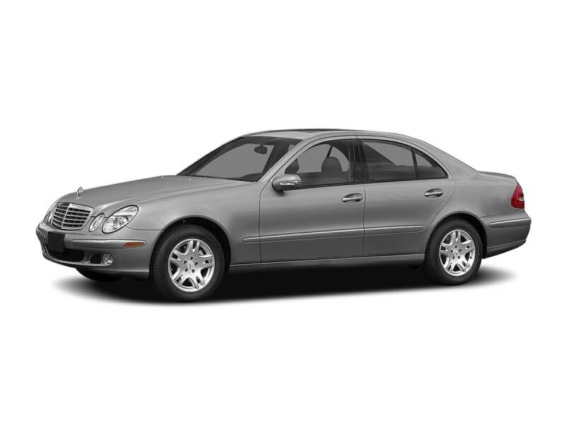 2005 Mercedes-Benz E-Class for sale at Mercedes-Benz of North Olmsted in North Olmstead OH
