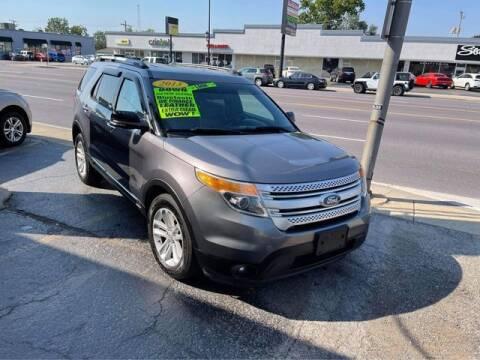 2013 Ford Explorer for sale at JBA Auto Sales Inc in Stone Park IL