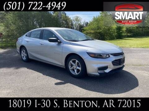 2016 Chevrolet Malibu for sale at Smart Auto Sales of Benton in Benton AR