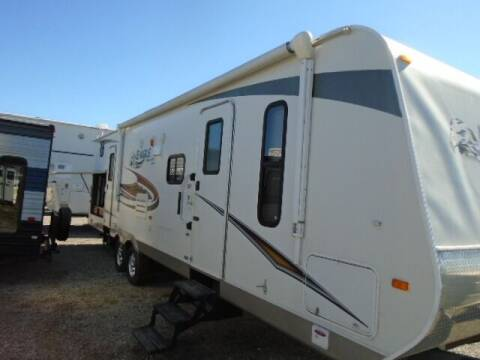 2012 Jayco Eagel Super lite 314 BHD for sale at Lee RV Center in Monticello KY