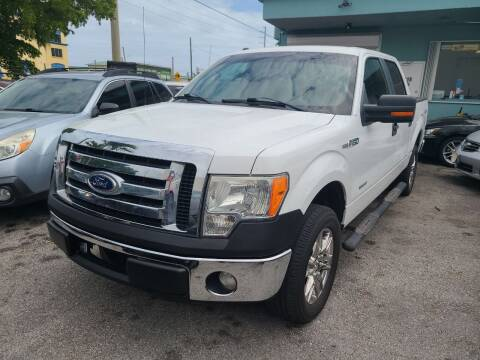 2011 Ford F-150 for sale at Naber Auto Trading in Hollywood FL