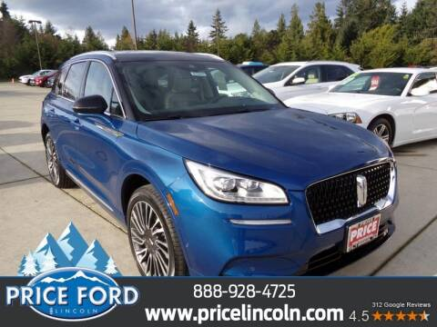 2021 Lincoln Corsair for sale at Price Ford Lincoln in Port Angeles WA