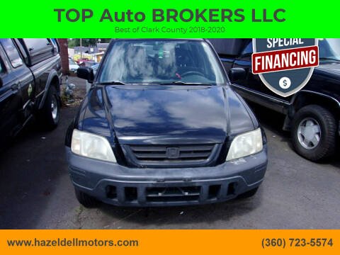 1999 Honda CR-V for sale at TOP Auto BROKERS LLC in Vancouver WA