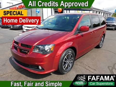 2019 Dodge Grand Caravan for sale at FAFAMA AUTO SALES Inc in Milford MA