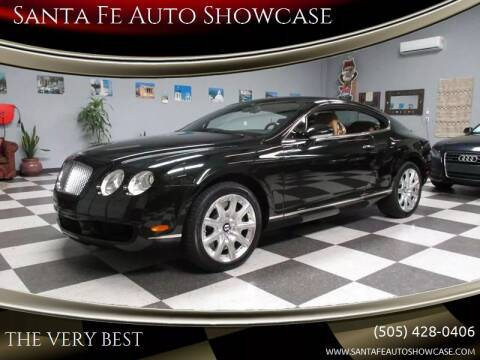 2006 Bentley Continental for sale at Santa Fe Auto Showcase in Santa Fe NM