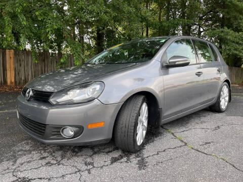 2011 Volkswagen Golf for sale at Peach Auto Sales in Smyrna GA