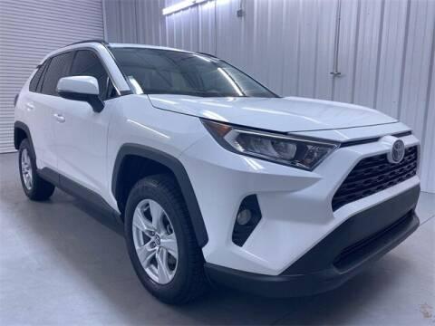 2020 Toyota RAV4 for sale at JOE BULLARD USED CARS in Mobile AL