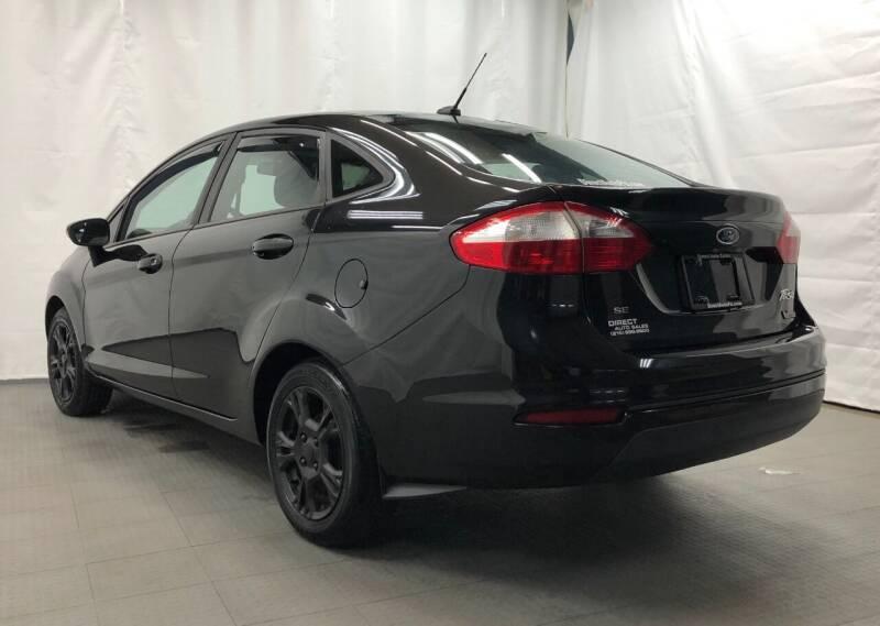 2015 Ford Fiesta SE 4dr Sedan - Philadelphia PA