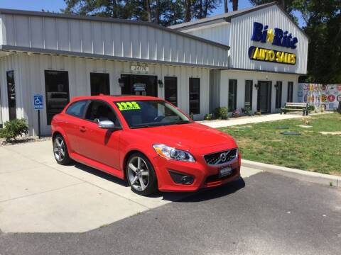 2011 Volvo C30 for sale at Bi Rite Auto Sales in Seaford DE