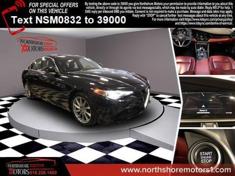 2017 Alfa Romeo Giulia for sale at Sunrise Auto Outlet in Amityville NY