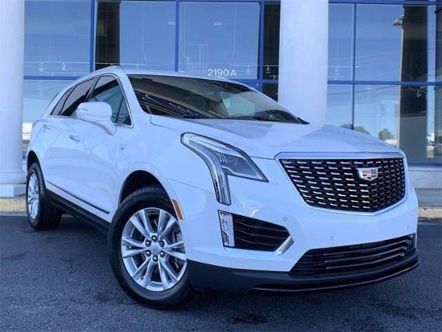2020 Cadillac XT5 for sale at Capital Cadillac of Atlanta New Cars in Smyrna GA