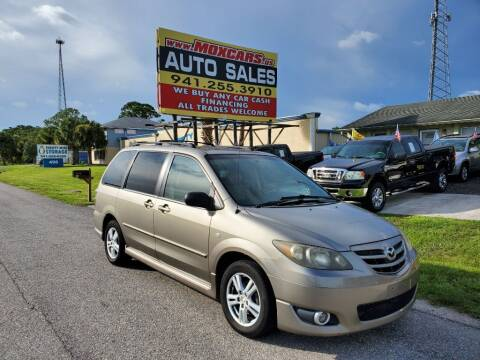 2006 Mazda MPV for sale at Mox Motors in Port Charlotte FL