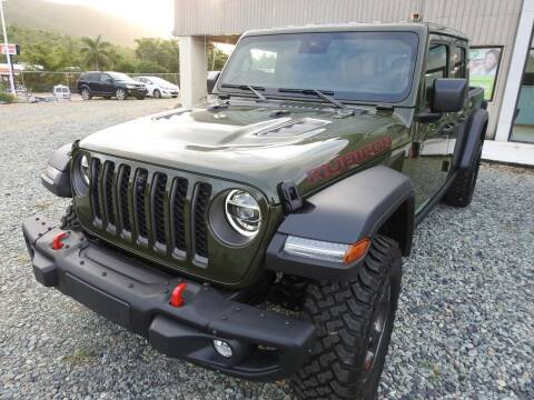 2021 Jeep Gladiator for sale at Caribbean Auto Mart -C in St Thomas VI