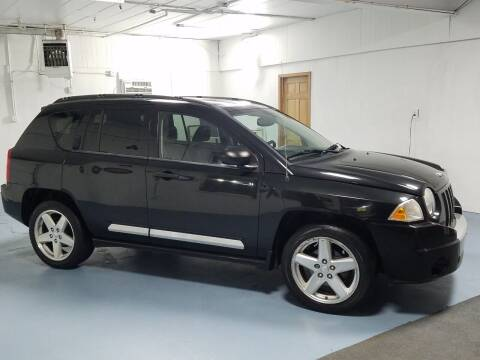 2008 Jeep Compass for sale at RBM AUTO BROKERS in Alsip IL
