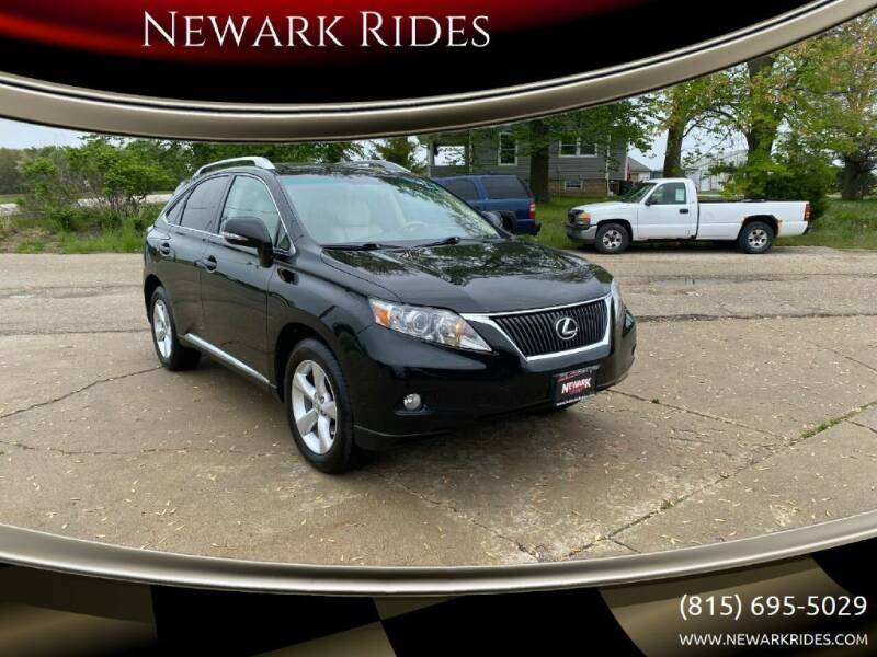 2011 Lexus RX 350 for sale at Newark Rides in Newark IL