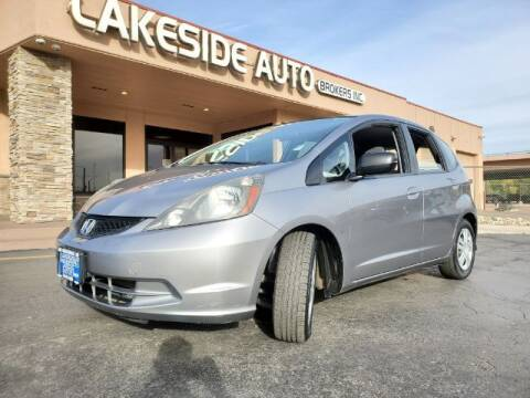 2010 Honda Fit for sale at Lakeside Auto Brokers Inc. in Colorado Springs CO