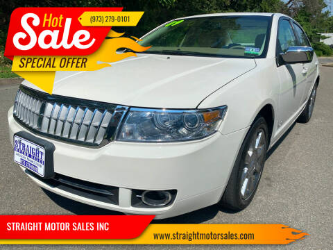 2009 Lincoln MKZ for sale at STRAIGHT MOTOR SALES INC in Paterson NJ