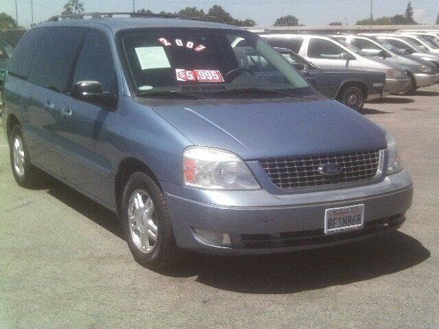 2007 Ford Freestar for sale at Valley Auto Sales & Advanced Equipment in Stockton CA