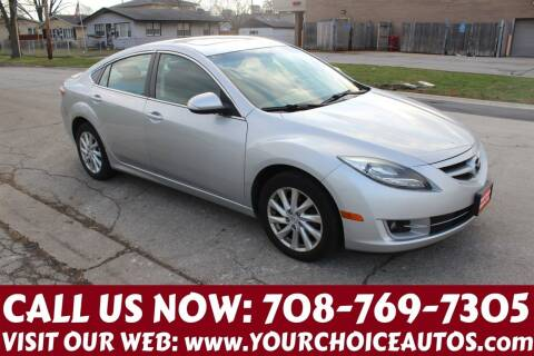 2011 Mazda MAZDA6 for sale at Your Choice Autos in Posen IL
