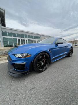 2020 Ford Mustang for sale at Motorcars Washington in Chantilly VA