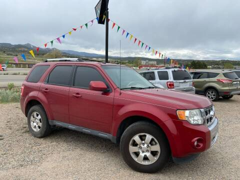 2011 Ford Escape for sale at Skyway Auto INC in Durango CO