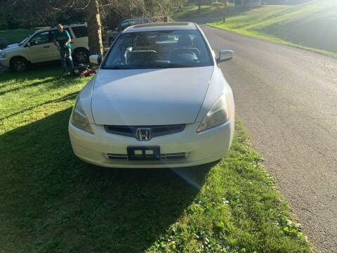 2004 Honda Accord for sale at Stan's Auto Sales Inc in New Castle PA