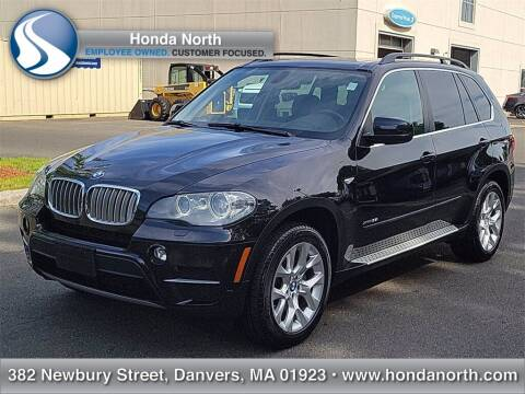 2013 BMW X5 for sale at 1 North Preowned in Danvers MA
