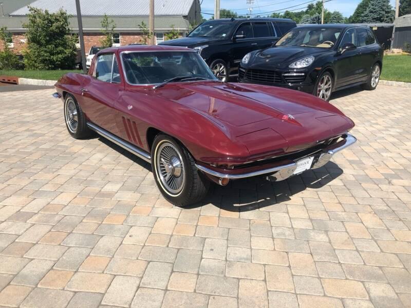 1965 Chevrolet Corvette for sale at Shedlock Motor Cars LLC in Warren NJ