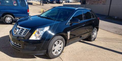 2016 Cadillac SRX for sale at Handicap of Jackson in Jackson TN